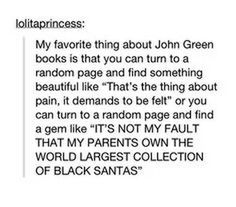 John Green everyone