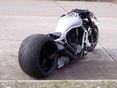 Beefy rear tire...