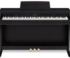 Casio AP250 Celviano 88-Key Digital Piano with Bench – Oak Brown