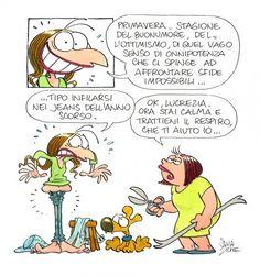 Vignetta Lucrezia dm 13 primavera