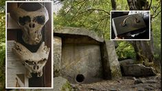 The Mystery of the Strange Briefcase and Two Mysterious Skulls Discovered in the Mountains in Russia | Conspiracy Theories