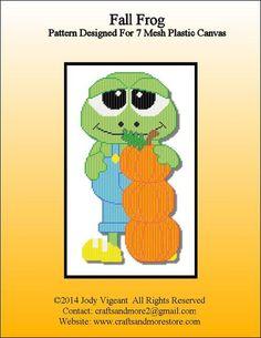 Fall Frog Pg 1/2