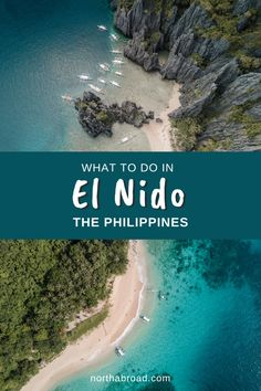 Plan to visit El Nido, Palawan in the Philippines? Check out our travel guide with what to do, when to go, where to eat and best hotels in the gateway to the wonderful Bacuit Archipelago + beautiful beaches and tips for boat tours to amazing islands. #elnido #philippines #asia #travel Bohol, Palawan, Cebu, Manila, Laos, Travel Around The World, Around The Worlds, Backpacking Asia, Beautiful Beaches
