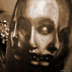Cool Tat... #Scary76