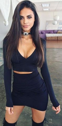 100 Ideas About The Black Dresses Make Us Look Simple And Elegant (70)