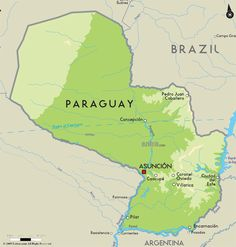 16 Paraguay Ideas Paraguay Latitude And Longitude Map King Arthur Flour Recipes