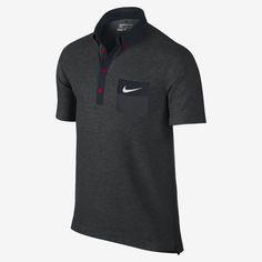 Nike Sport Chest Pocket Men s Golf Polo Mens Golf Fashion 003652926b59c