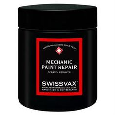 Swissvax Mechanic Paint Repair - 50ml