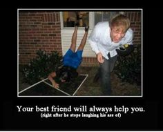 Difference Between Normal Friend Vs Best Friend!