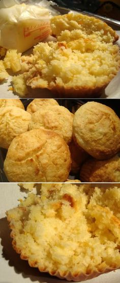 Orange Pineapple Muffins - great for breakfast! These orange pineapple muffins look great. I think besides breakfast you could also serve them for brunch or even as a dinner side - instead of traditional rolls and biscuits.
