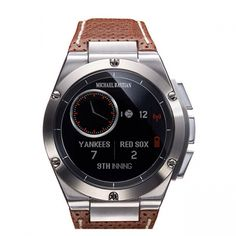 HP MB Chronowing smart watch is for men only but it's stylish as heck.  http://www.techtimes.com/articles/19242/20141031/hp-smart-watch-men-wacky-name.htm