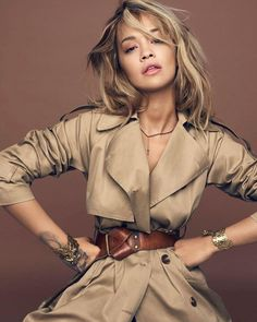 Rita Ora's new photoshoot