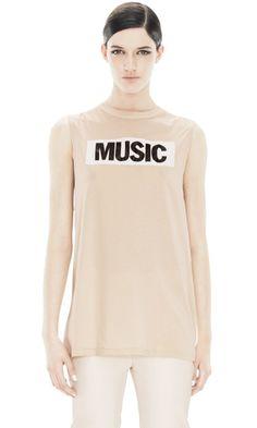 Zone Music Cotton Beige