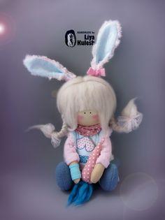 Toppush Dolls by Liya Kulesh