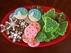 super ideas for holiday treats christmas sweets Christmas Sweets, Christmas Cooking, Christmas Goodies, Christmas Eve, Greek Christmas, Christmas Gingerbread, Gingerbread Cookies, Christmas Ideas, No Bake Cookies