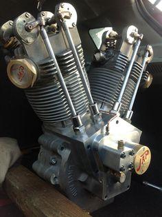 JAP .. V twin engine