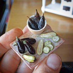 miniature eggplant!