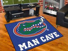 "University of Florida Man Cave All-Star Mat 34""x45"""