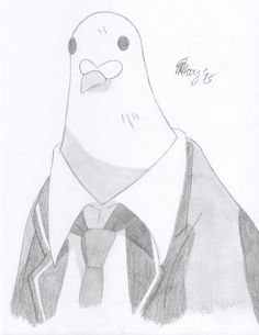 Okosan also has to join the fray! Hurray for more Hatoful Boyfriend :3.