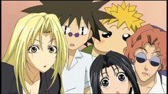 AniManga Corner: Anime / Manga Series: GetBackers
