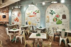 Obed Buffet fast food restaurant by G Sign, St. Petersburg   Russia fast food branding branding