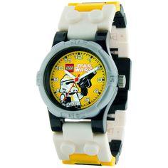 Lego Star Wars Stormtrooper Watch online at JohnLewis.com - John Lewis