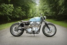 MC Tiger 45 by Foundry Motorcycle