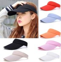 Wish | Cotton Baseball Cap Outdoor Visor Brand Hats For Men Women Beach Tennis Snapback Caps Adjustable