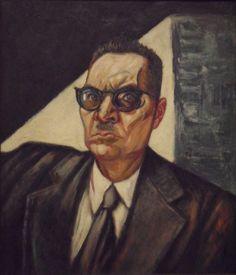 Orozco auto-retrato