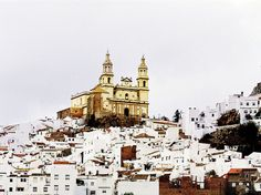 Olvera, Cádiz | Spain(by Nick_Pellegrino_Photography)