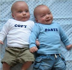 Adorable T-Shirts Made for Twins ! 3 - https://www.facebook.com/different.solutions.page