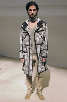 #CarlThompson #DesertCamo #Fashion #Trends #SS16