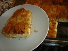 Betty's Cuisine: Τυρόπιτα με 3 τυριά