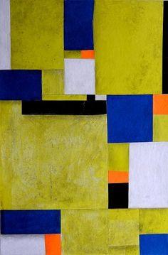 Mondriaan style Cecil Touchon
