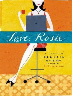 Buscando Entre Libros: Reseña ¨Love, Rosie¨ (Donde termina el arcoiris) d...