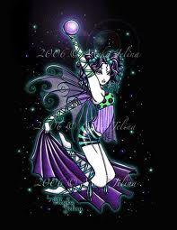 page 3 - Fairy & Fantasy Artist Myka Jelina. Gothic Fantasy Art, Gothic Fairy, Fantasy Artwork, Fantasy Girl, Dark Fantasy, Faerie Tattoo, Rainbow Fairies, Fairies Photos, Fairy Pictures
