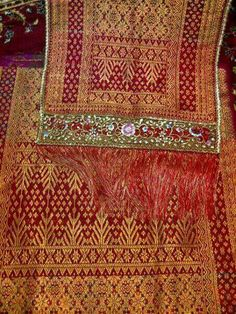 Songket Palembang South Sumatera