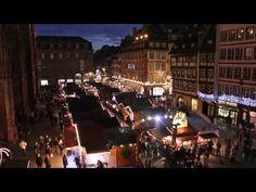 Strasbourg Christmas Market in France