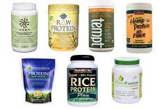 7 Must-Try Vegan Protein Powders