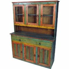 painted mexican furniture | home kitchen furniture