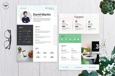 Professional Resume Templates / Simple CV Template by GraphicParadise Functional Resume Template, Cv Design Template, Modern Resume Template, Graphic Design Resume, Ui Ux Design, Brochure Design, Teacher Resume Template, Cv Resume Template, Microsoft Word Free