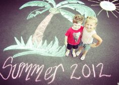 Summer Time Fun! Jen & Lou -