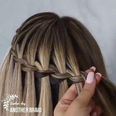 Braided hairstyles are always unique 27 schne und frische braid frisur ideen fr kurze haare Braided Hairstyles Tutorials, Easy Hairstyles For Long Hair, Braids For Long Hair, Cute Hairstyles, Wedding Hairstyles, Hairstyles Videos, Updo Hairstyle, Short Braids, Hair Tutorials