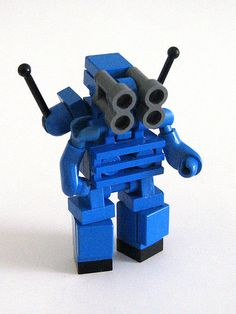 https://flic.kr/p/yPYo3 | SpookBot Type IV | Designed for Surveillance and Security tasks