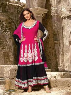 Bollywood actress Esha Deol's Photoshoot for an Indian Designer Wear.