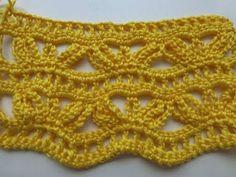"""Crochet with eliZZZa * Crochet Stitch """"Cinderella"""""""