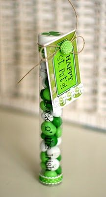 candy tube idea