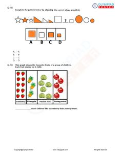 Olympiadtester for Class 1 Maths Olympiad preparation Class 1 Maths, 1st Grade Math, Grade 1, Olympiad Exam, Math Olympiad, Sample Question Paper, Sample Paper, Online Mock Test, Online Tests
