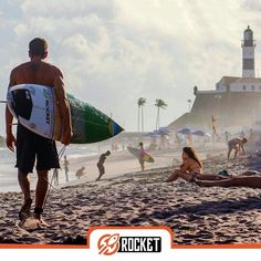 Check out our Surf clothing here! http://ift.tt/1T8lUJC O surf é feito de paisagens e momentos inesquecíveis!  Rocket Surf Boards  Tel: (71) 3508-1050 / Whatsapp: (71)99357-1223  #rocketsurf #surf #pranchadesurf #vilasdoatlantico #praiadosurf #longboard #board #surflife #sup #standuppaddle #salvador #surfsalvador