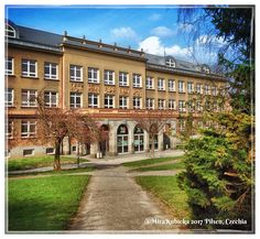 #school #pilsen #plzen #plzeň #czech #czechia #cesko #ceskarepublika #czechrepublic #architecture #art #statue #myphoto #photo #photos #2017 #today